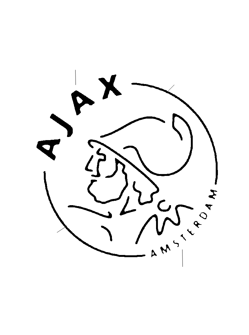 Logo Ajax Jan 05 2013 223806 in addition Nederlands Voetbaltenue as well Sport Lisboa E Benfica Monochrome also Baseball Jersey Clipart moreover The Universal Tutorial And Template Thread. on football jersey